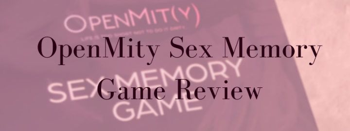 OpenMity Sex Memory GameReview