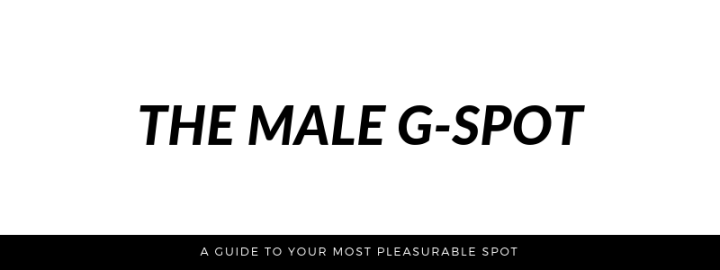 The Male G-Spot