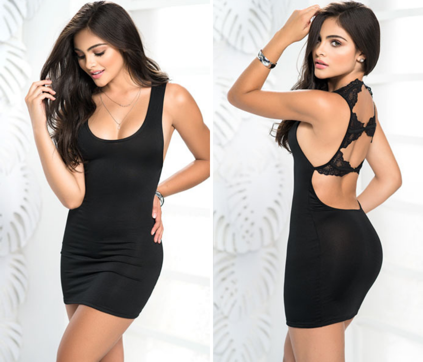Anything but basic mini dress yandy.com black mini dress